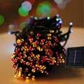 Солнечный свет огни Открытый Водонепроницаемый уличная гирлянда 200 светодиодный свет для рождественской вечеринки украшение для дома, сад...