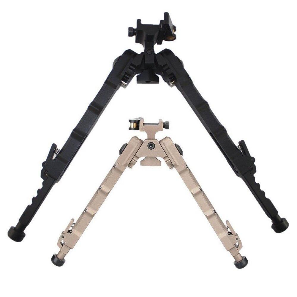 Xhunter Treppiede Ripresa V9 Fucile Tattico Bipod Quick Detach Monte 7.25 ''- 9