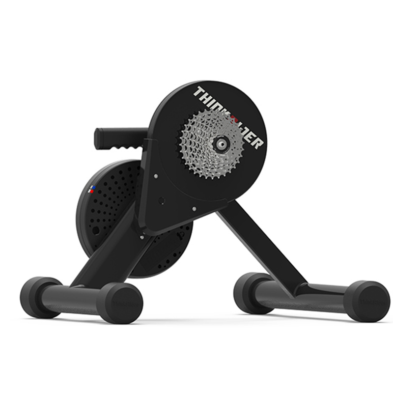 Thinkrider puissance vtt vélo de route entraîneur de vélo intelligent compteur de puissance intégré formateurs de vélo plate-forme de cyclisme en intérieur