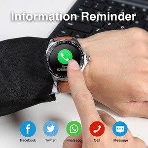 Image 3 - S09plus inteligente reloj de los hombres IP68 impermeable rastreador deportivo de ritmo cardíaco reloj inteligente para Android IOS Smartwatch Bluetooth 5,0