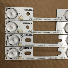 8Pieces/lot  FOR  Konka  LED32F1100CF  LCD backlight lamp 35020125 35020126   100%NEW