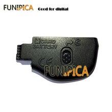 Usado l610 capa para nikon l610 tampa da bateria l610 porta capa câmera reparação parte frete grátis