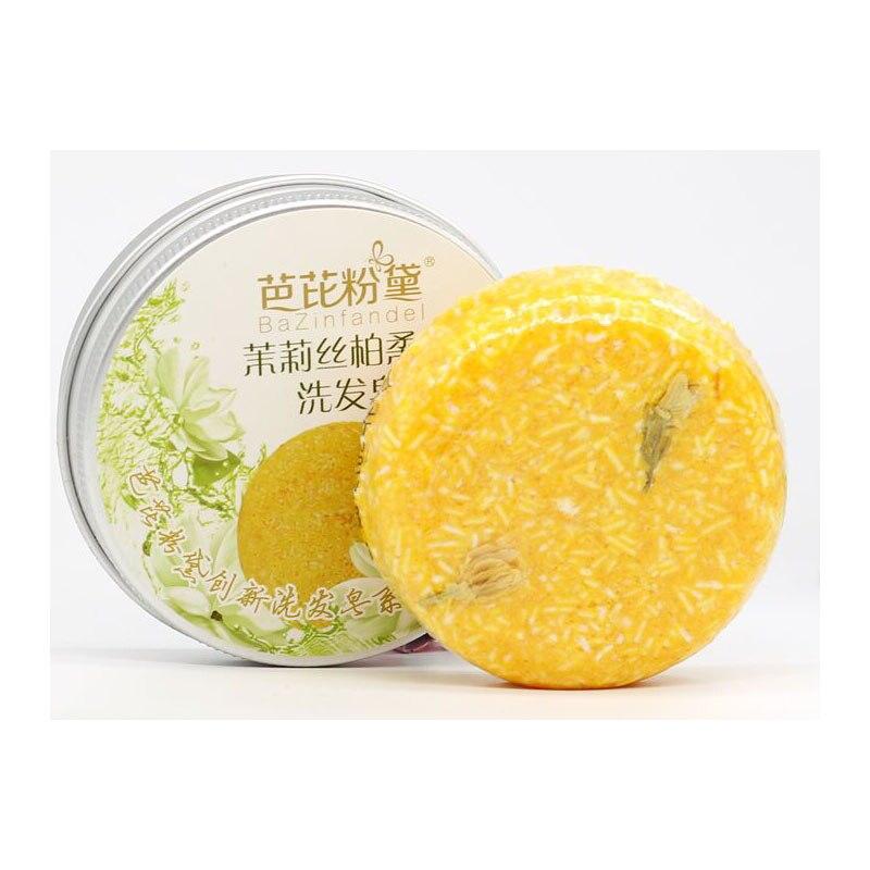 Soap Anti-Off Itching Anti-Hair Loss Nourishing Deep Clean Oil Control Smooth Repair Hair The Scalp Shampoo Soap-s