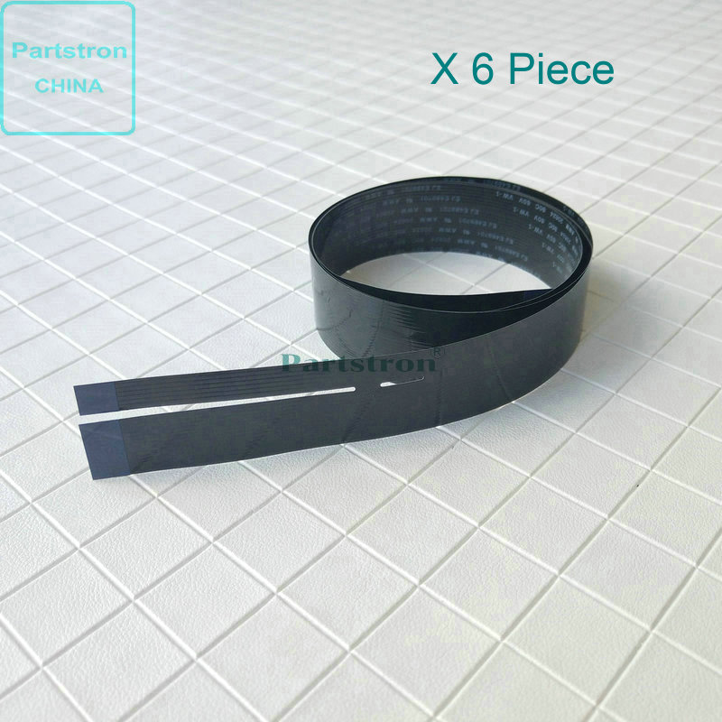 6Pcs Flat Flex Flexible CCD <font><b>Scanner</b></font> Cable CE847-60106 for <font><b>HP</b></font> M1005 <font><b>M1120</b></font> CM1015 M1213 M1522 M1132 M1136 CM1312 M1216 M251 M276 image