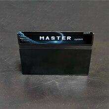 DIY 600 1 ana sistem oyun kartuşu için abd EUR SEGA Master sistemi oyun konsolu kart