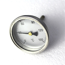 Food grade metal thermometer thermometer needle temperature thermometer for Distiller