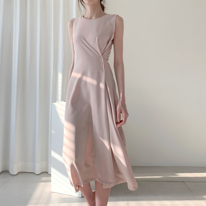Elegant Women Wear To Work Dress Office Lady Female  2020 New Spring Summer  Midi Vestidos Dress