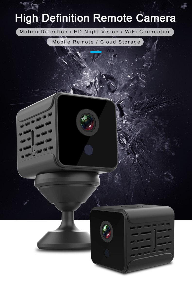 Video Camera wifi mini : realspygadgets.com