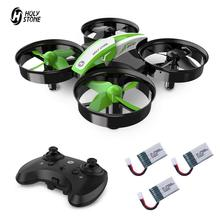 Holy Stone HS210 Mini Drone One Key Take off/Land Auto Hovering 3D Flip Mini Nano Drone RC Helicopter Quadrocopter For Kids