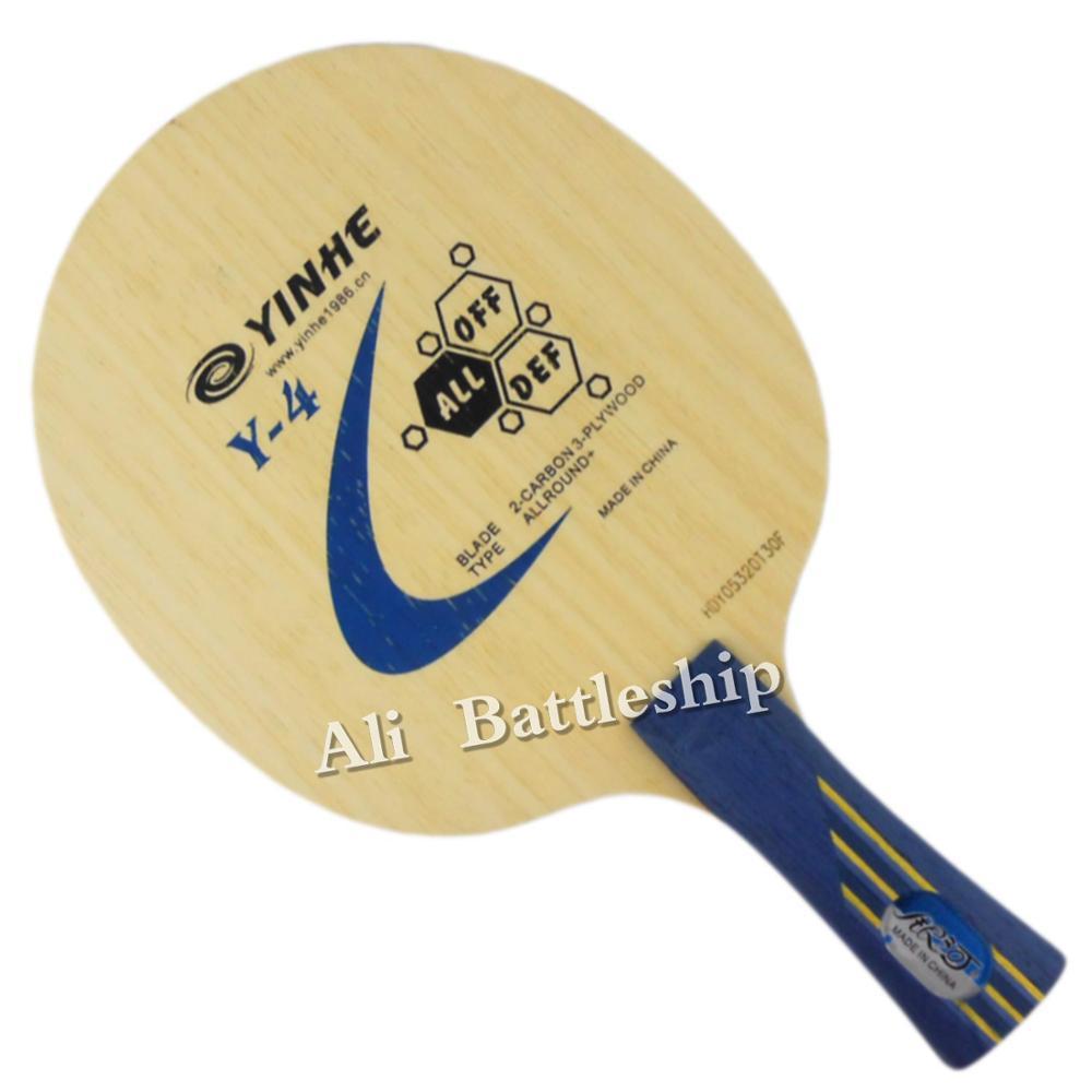 Original Yinhe Milky Way Galaxy Y-4 Y4 Y 4 Table Tennis Pingpong Blade