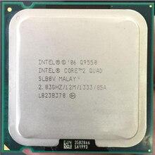 Intel Core 2 Quad Q9550 2,8 ГГц четырехъядерный процессор 12M 95W LGA 775 настольный процессор
