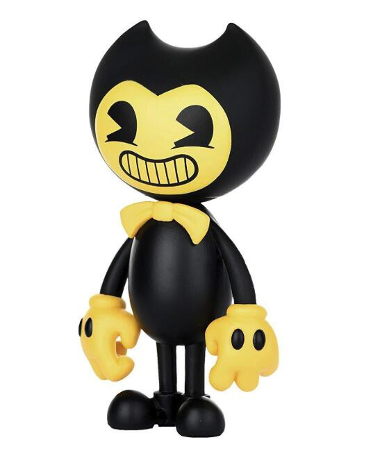 Game Bendy Collectible Characters Vinyl Figure Model Toys For Children
