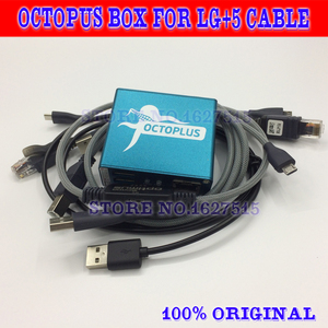 Image 3 - Gsmjustoncct המקורי octoplus תיבה/תמנון תיבת עבור LG הופעל + 5 כבלים
