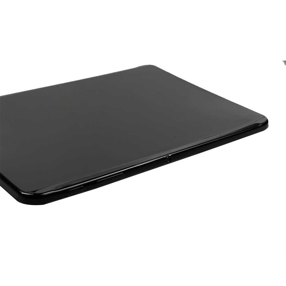 QIJUN Silikon Smart Tablet Back Cover untuk Samusng Galaxy Tab S2 9.7 Inch SM-T810 T813 T815 T819 9.7 ''Tahan Guncangan bumper Case