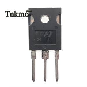 Image 1 - 100% Original + Unused IRFP90N20DPBF IRFP90N20D TO 247 90A 200V  High Speed Fieldstop Trench IGBT free delivery