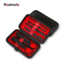 Realmote 7pcs/set Manicure Nail…