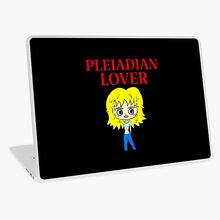 "PLEIADIAN LOVER laptop skin notebook stickers for 17 15.6 13"" 14"" computer cover skins for macbook Dell HP Lenovo Acer Xiaomi(China)"
