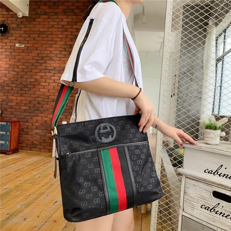2020 New Style WOMEN'S Bag Waterproof Oxford Cloth Bag Europe And America Fashion Shoulder Bag Fringe Leisure Bag Shoulder Bag