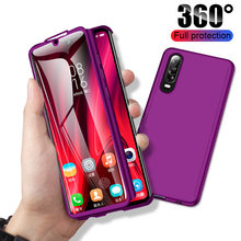 360 Full Protective Phone Case For Xiaomi Redmi Note 7 5 K20 Pro 5 7A 5A S2 Go Case For Xiaomi Mi 9T 9 8 SE Max 2 3 A2 Lite Case(China)