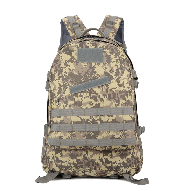 New Products Jedi Survival Chicken Backpack Level Three Backpack Mountain Climbing Sports Shoulder Camouflage Waterproof Tactica