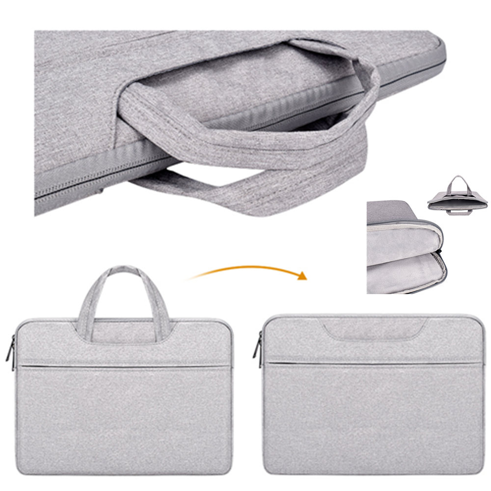 NA 15inch 15.4inch 15.6inch Black Mesh Notebook Sleeve Bag Case for HP Pavilion
