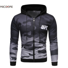 Miicoopie 2019 Mens Camo Print Hoodie Sweatshirt For Autumn Outdoor Sport Winter Clother Men