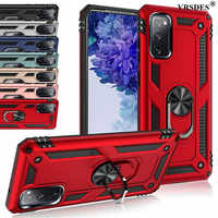 Shockproof Armor Case For Samsung Galaxy S20 FE Note 20 Ultra S10 Lite A01 M01 Core A 20 40 21 M 30 31 60 80 S A 31 51 71 81 91