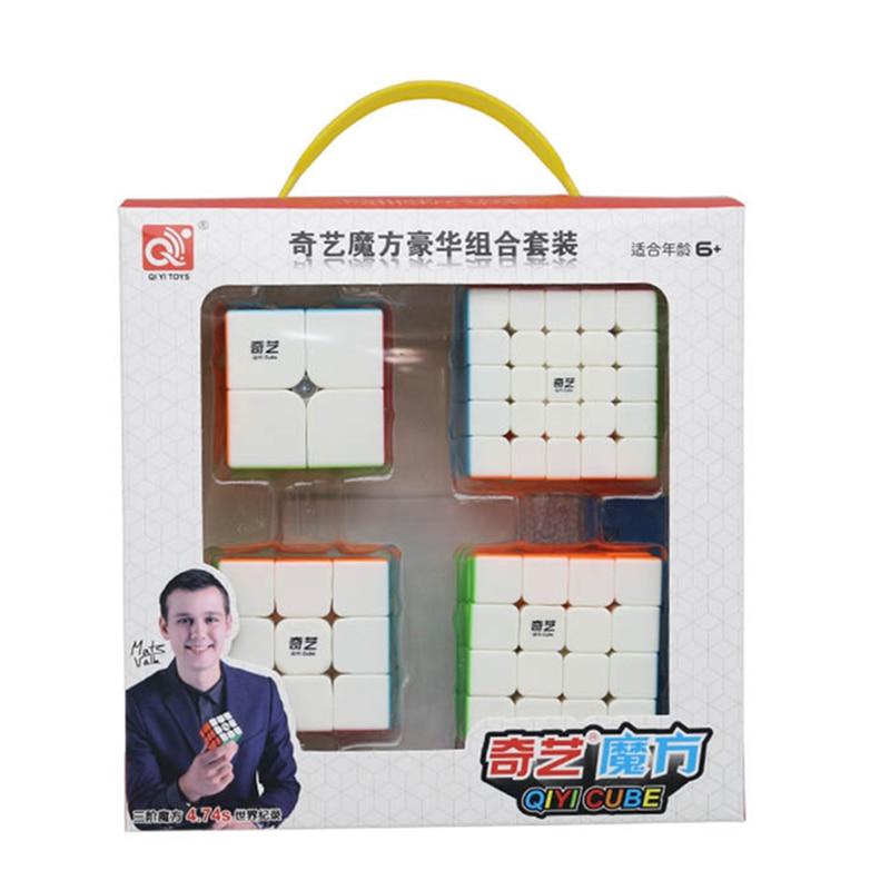 4x4x4 5x5x5 piramide skew megamreceptor embalagem 4 05