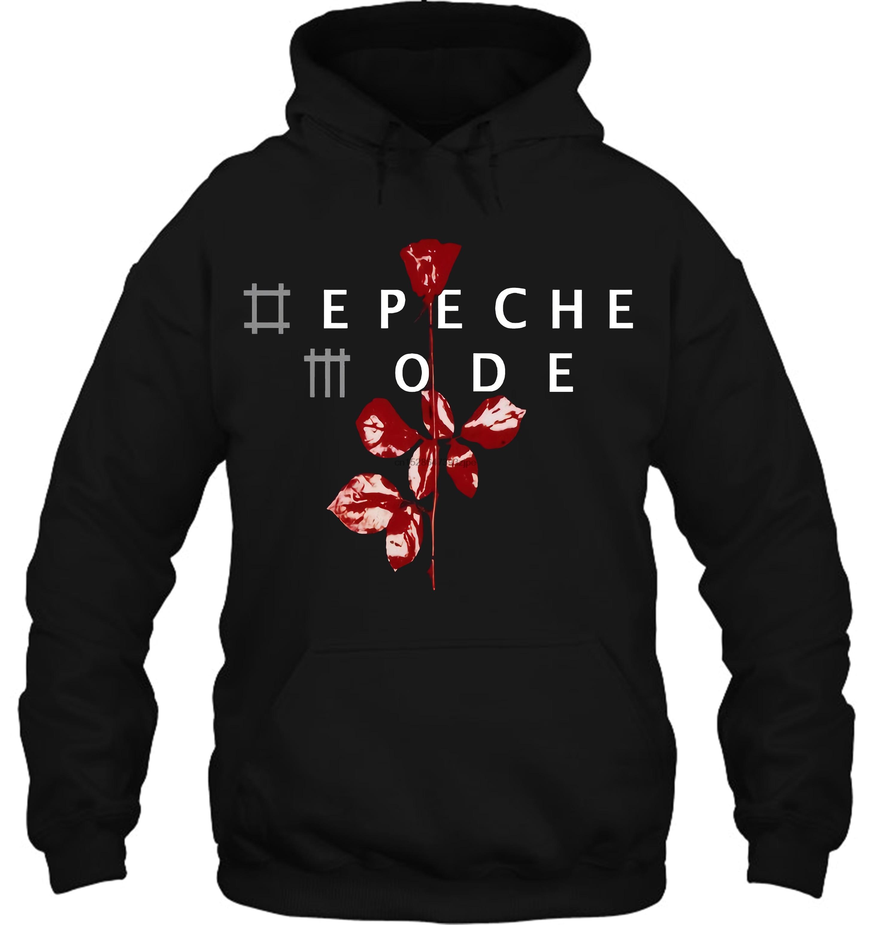 Print Boy Depech Mode Fashionabale Cool Tee Popular Nice Plus Size Streetwear Men Women Hoodies Sweatshirts