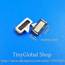 2pcs/lot New ear speaker receiver earpiece for Nokia 3 2017 Nokia 3310 (2017) TA-1030 TA-1036 Lumia 530 1020 top quality