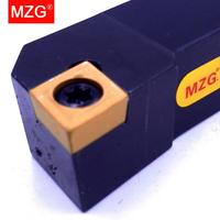 MZG 8*8 10*10 SCLCR0808F06 CNC Turning Arbor Lathe Cutter Bar Hole Processing Clamped Steel Toolholders External Boring Tool