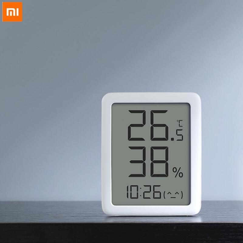 Termometr Wilgotnościomierz xiaomi Miaomiaoce E-ink za $7.81 / ~30zł