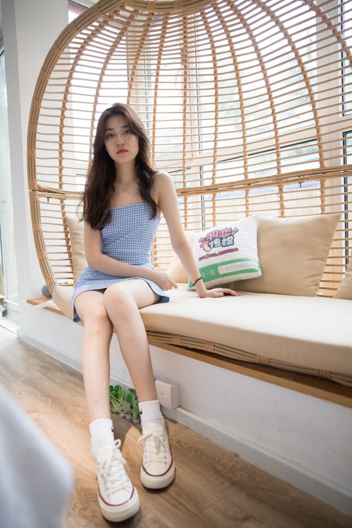 ★物恋传媒★-No.198佳琪-帆布鞋与小白棉袜[173P/1V/3.91G]插图