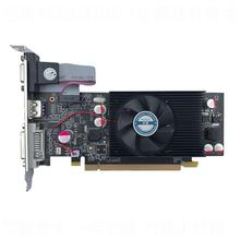 1pc Geforce Chipset Super Video Card GT610 1GB DDR2 Graphics Card 1 GB 64bit Placa Graphics for PC and LP Case