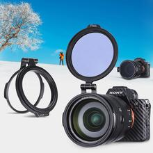 UURig RFS ND Filter Quick Release Ring DSLR Camera Accessory For Sony Switch Bracket Lens Flip Mount Clip