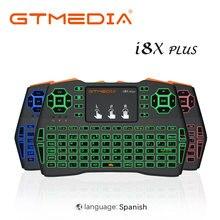 Новейшая модель; С подсветкой i8x плюс Беспроводной Клавиатура