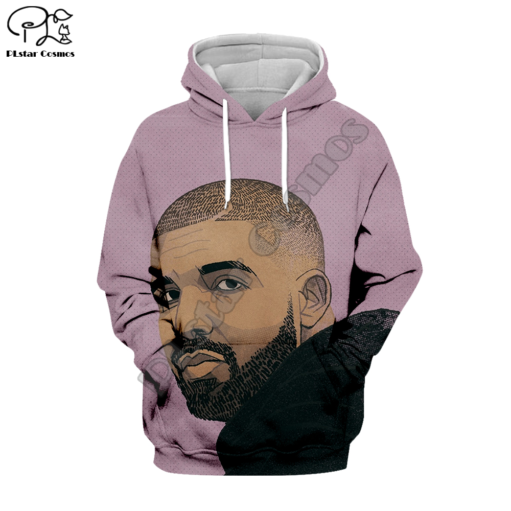 PLstar Cosmos Drake Gods Plan charming 3D Printed Hoodie/Sweatshirt/Jacket/shirts Mens Womens HIP HOP Reggae awesome style-1