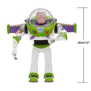 Image 4 - 16 צעצוע סיפור 4 מדבר וודי ג סי באז שנות אור בו פיפ בובת פעולה דמויות אסיפה צעצוע לילדים חג המולד מתנה