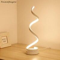 LED schreibtisch lampe Einfache acryl LED tisch lampe augenschutz kleine tisch lampe nacht nacht licht mit EU/UNS/UK stecker