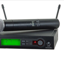 SLX4 premium microphone Wireless handheld microphone stage a drag a wireless lapel microphone