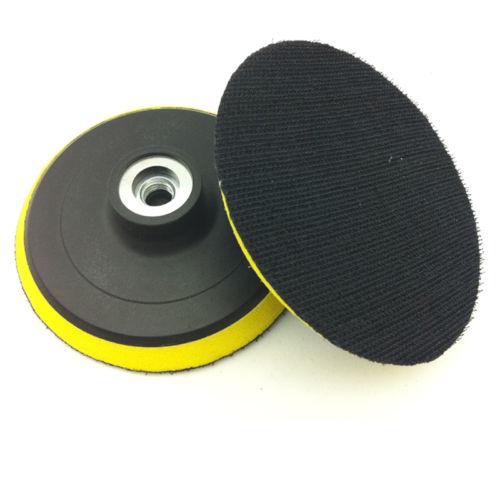 Fixmee M10 100 MM haakse slijper Polijstmachine Schuren Polijsten Motorkap Buffer Wheel Pad Disc