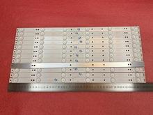 חדש 12 PCS 6LED 490mm LED תאורה אחורית רצועת עבור 50UH5500 50UH5530 5835 W50002 2P00 5800 W50002 0P00 6P10 2P00 6P00 APT LB14023