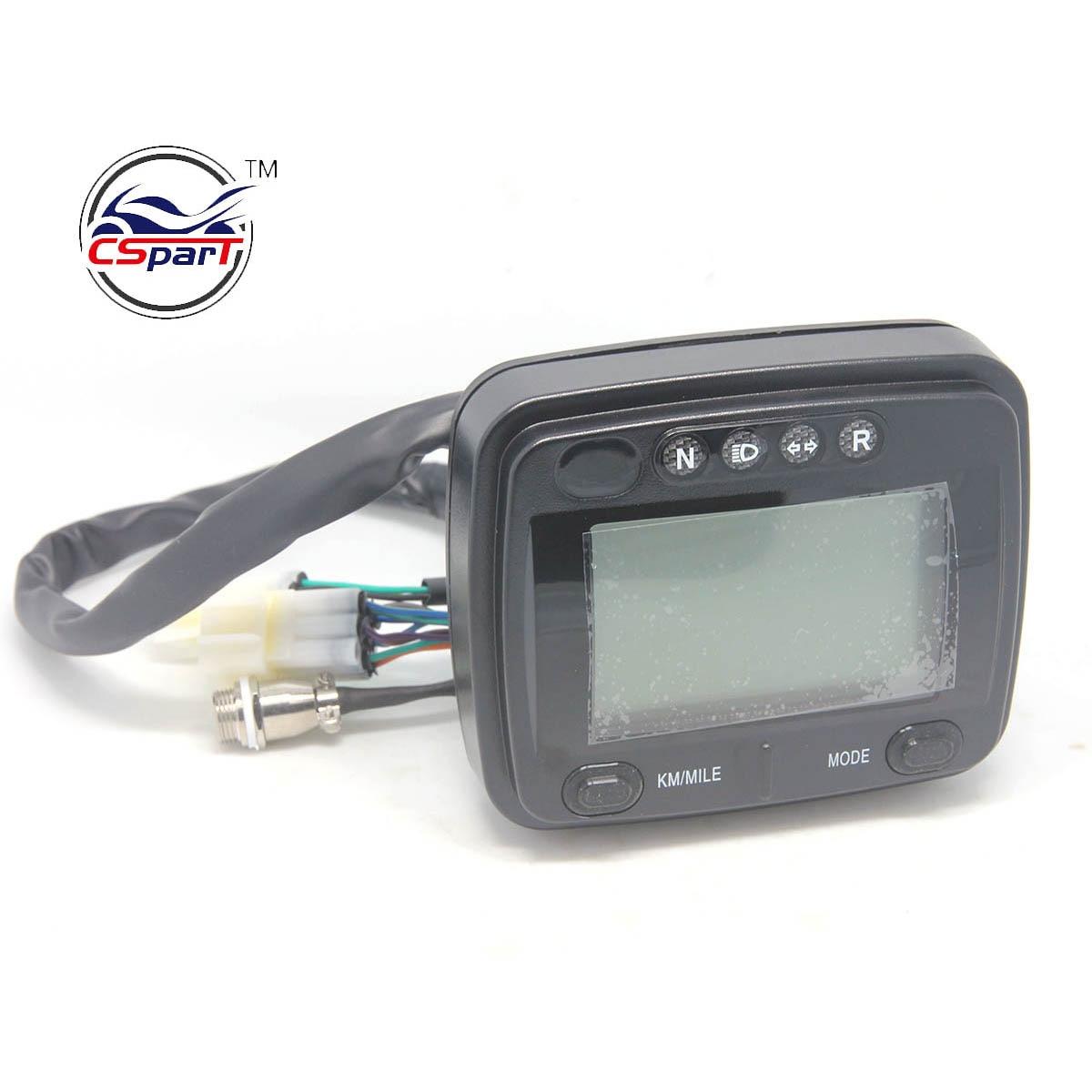 Buyang Feishen 300CC ATV Quad Speedometer Speed Meter Assy Instrument D300 G300 H300 5.1.01.0012