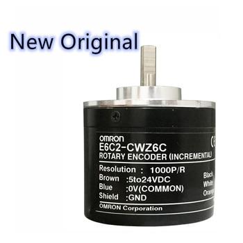 Omron Encoder E6F-CWZ5G 100P//R NEW IN BOX  *Free Ship*