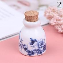 DIY Nail Art araçları şakayık/saksağan Mini seramik cam Dappen bulaşık kase fincan ahşap kapaklı akrilik sıvı Glitter toz şişe