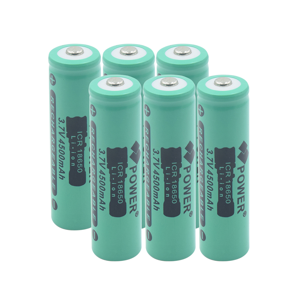 YCDC Новинка 18650 Батарея 3,7 v 3400 mah литиевая аккумуляторная батарея NCR18650B с печатной платой для фонарика power Bank игрушки батареи
