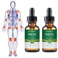 Натуральное масло Cbd 5000 мг конопляное масло для облегчения боли уход за сном антистресс 30 мл конопляное масло 1000/5000 мг содержит экстракт кон...