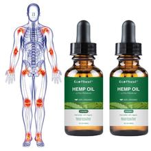 Natural Cbd Oil 5000mg Hemp Oil for Pain Relief Sleep Aid An
