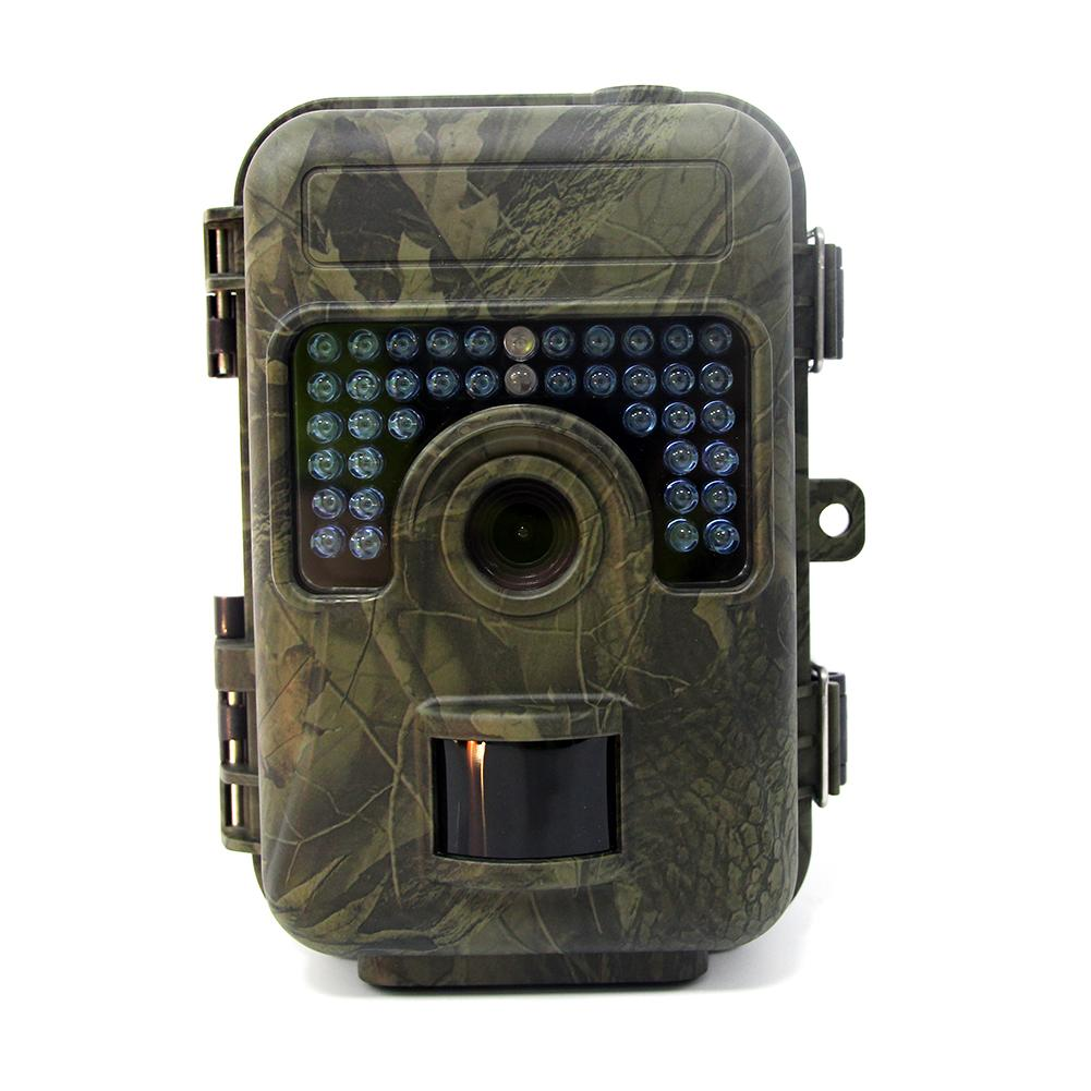 16MP 1080P IP66 Outdoor Waterproof Hunting Camera Trail Camera Glow Night Vision 65ft 0.6s Trigger Time 2.36In LCD Camera Video image
