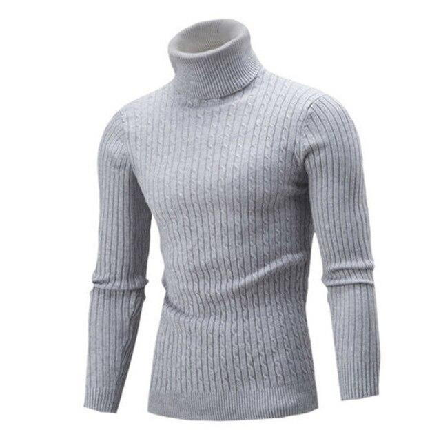 Men's leisure men sweater coat sweater